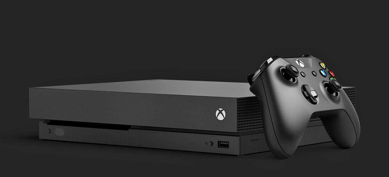 Xbox One X: Starke Hardware, nichts dahinter?