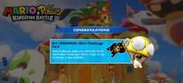 """Mario + Rabbids Kingdom Battle: DLC """"Ultraschwer-Herausforderungspaket"""" erscheint heute"""