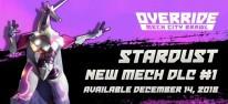 Override: Mech City Brawl: Robo-Einhorn Stardust ist kampfbereit