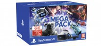 PlayStation VR: Mega Pack mit PlayStation Camera und fünf Spielen angekündigt