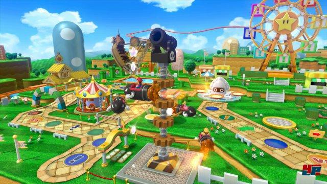 Mario Party erschien erstmals 1999 auf dem N64. Es wurde lange Zeit von Hudson Soft für Nintendo entwickelt, das mittlerweile zu Konami gehört. Mario Party 10 wurde von Nd Cube produziert.