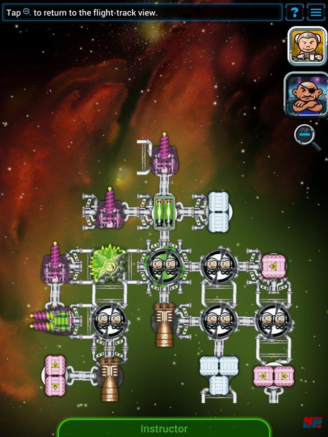 Screenshot - Galaxy Trucker (iPad) 92491751