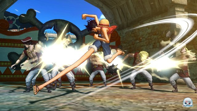 Screenshot - One Piece: Pirate Warriors (PlayStation3) 2362177