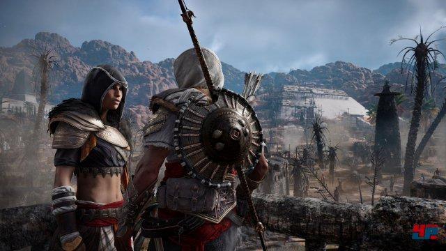 Screenshot - Assassin's Creed Origins: Die Verborgenen (PC)