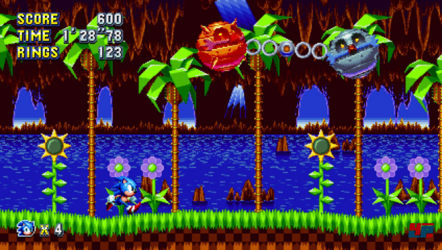 Screenshot - Sonic Mania (PC)
