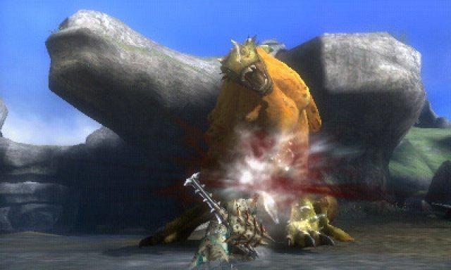 Screenshot - Monster Hunter 3G (3DS) 2285347