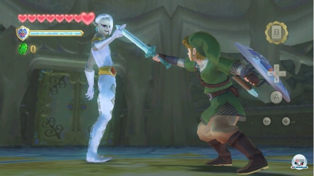 Screenshot - The Legend of Zelda: Skyward Sword (Wii) 2243447