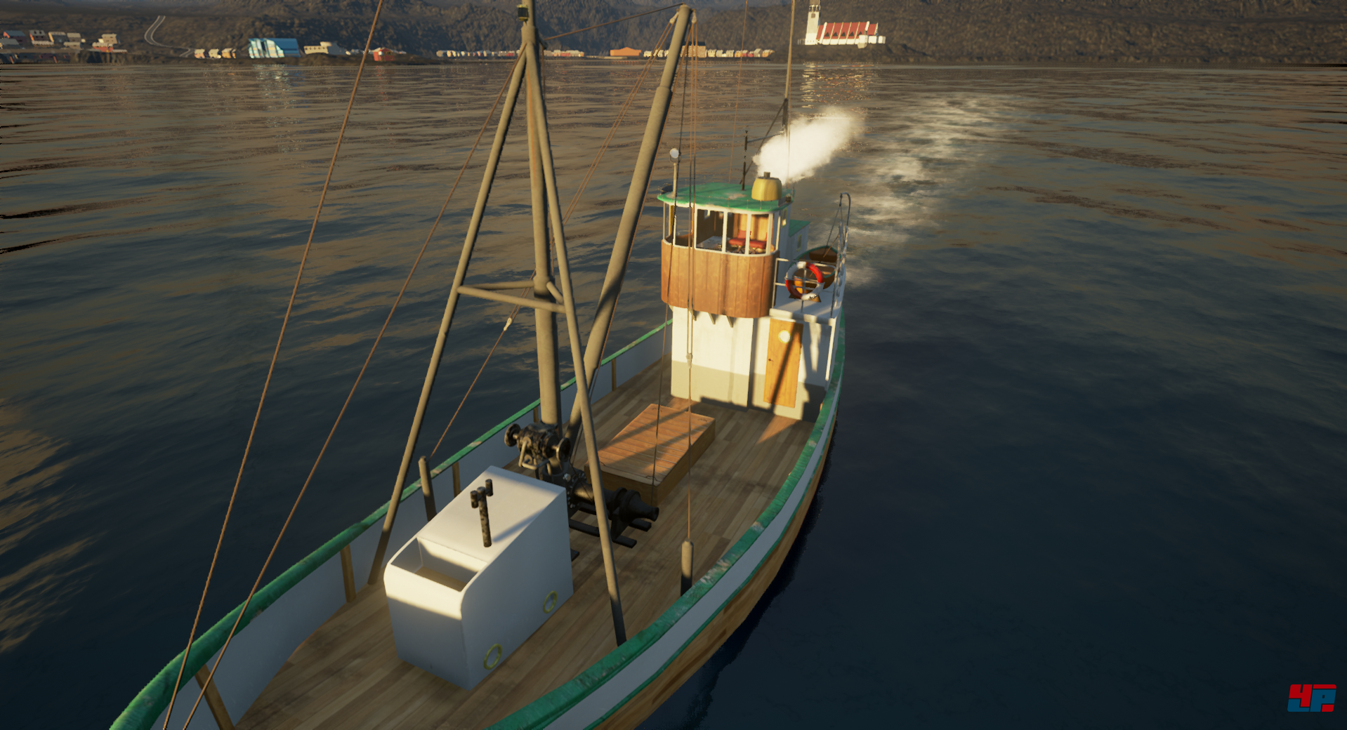 Fishing Barents Sea Fischerei Simulation Fur Pc Angekundigt