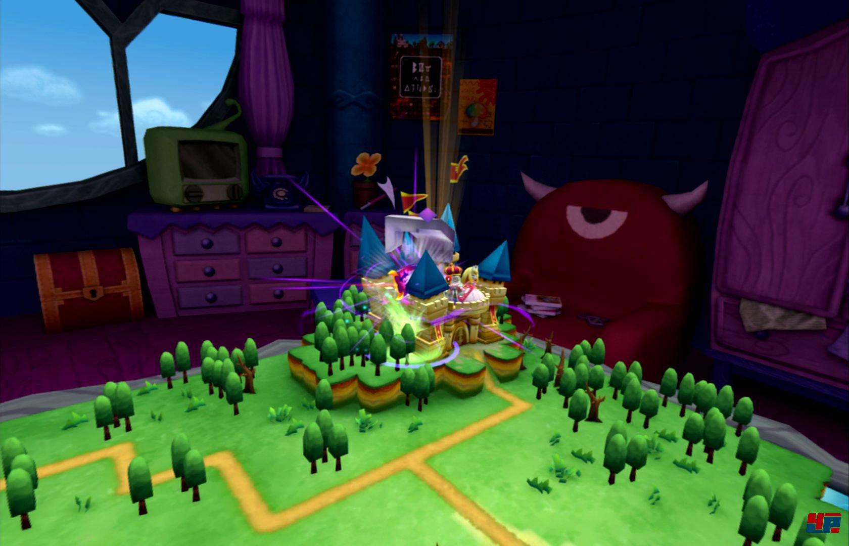 Screenshot No Heroes Allowed PS4