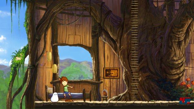 Screenshot - A Boy and his Blob (PC)