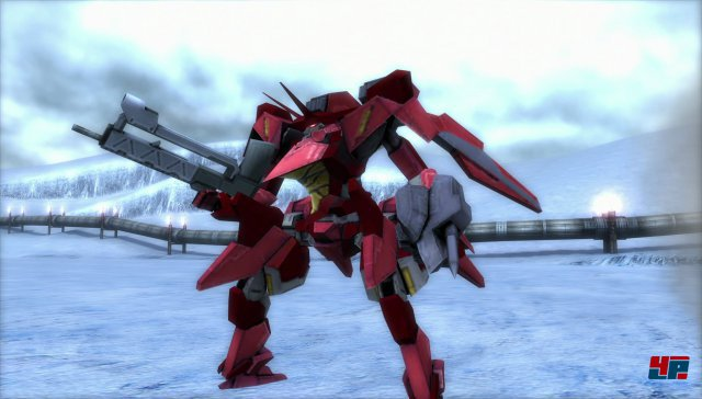 Screenshot - Assault Gunners HD Edition (PC)