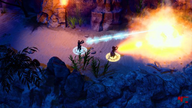 Screenshot - Nine Parchments (PC)