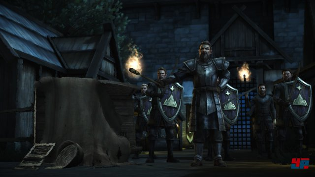 Screenshot - Game of Thrones - Episode 3: The Sword in the Darkness (iPad) 92502858
