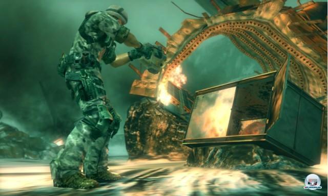 Screenshot - Resident Evil: Revelations (3DS) 2244277