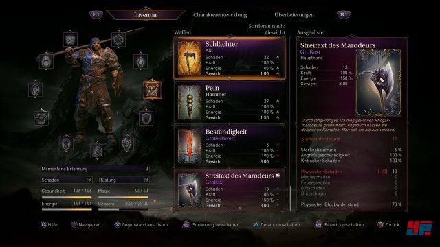 Screenshot - Lords of the Fallen (PC) 92493350