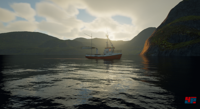 Screenshot - Fishing: Barents Sea (PC)
