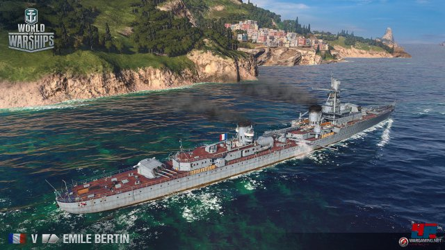 Screenshot - World of Warships (PC) 92544400