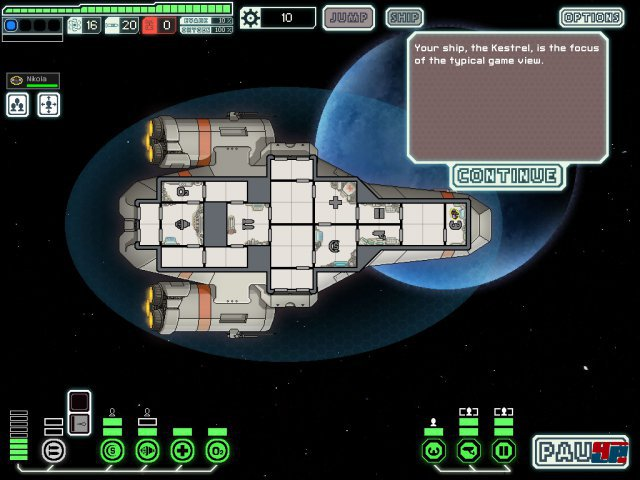 Screenshot - FTL: Faster Than Light (iPad)