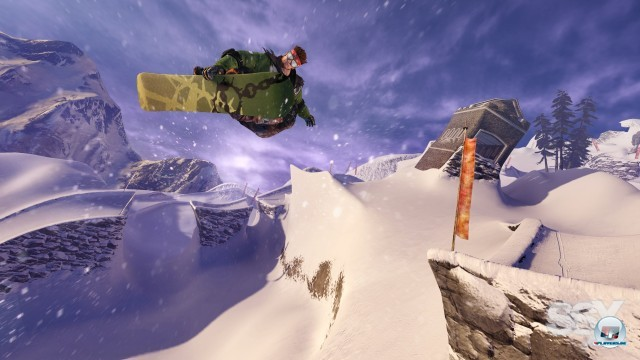 Screenshot - SSX (360) 2241934