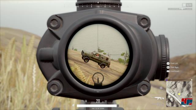 Screenshot - PlayerUnknown's Battlegrounds (PlayStation4Pro) 92579139