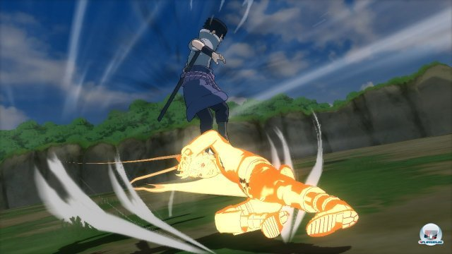 Screenshot - Naruto Shippuden: Ultimate Ninja Storm Generations (PlayStation3) 2297242