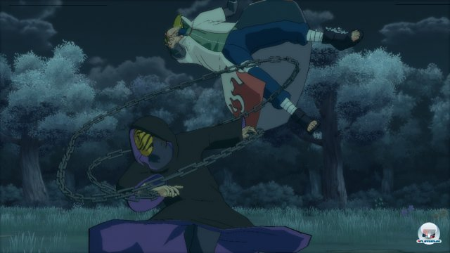 Screenshot - Naruto Shippuden: Ultimate Ninja Storm 3 (PlayStation3) 2375442