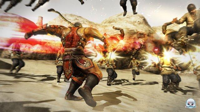Screenshot - Dynasty Warriors 8 (PlayStation3) 92433912
