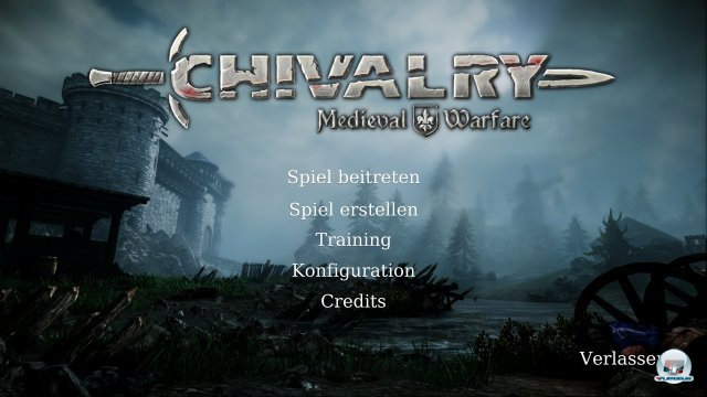 Screenshot - Chivalry: Medieval Warfare (PC-CDROM)