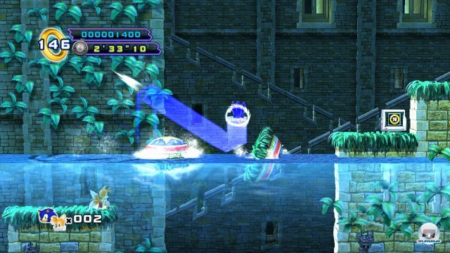 Screenshot - Sonic the Hedgehog 4: Episode II (360) 2350252