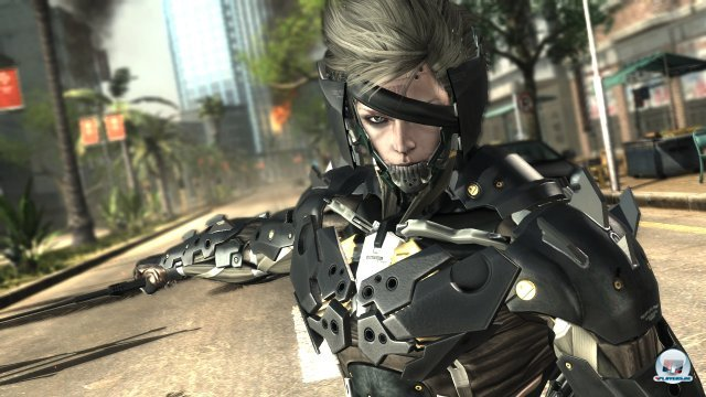 Screenshot - Metal Gear Rising: Revengeance (PlayStation3) 2376907