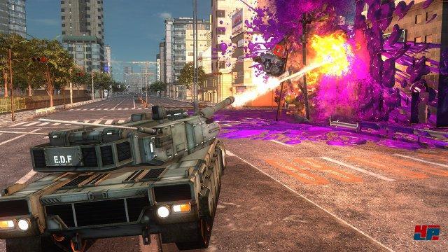 Screenshot - Earth Defense Force 5 (PS4) 92573054