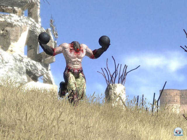 Screenshot - Serious Sam 3: BFE (PC) 2223734