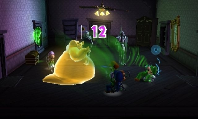 Screenshot - Luigi's Mansion 2 (3DS) 92457241