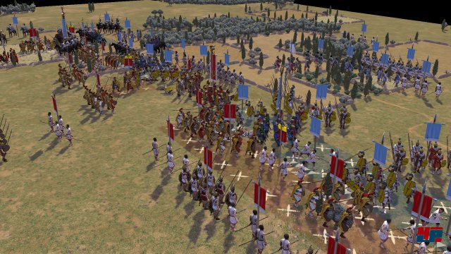 Screenshot - Field of Glory 2 (PC)