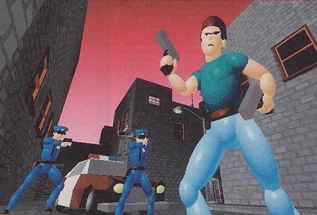 Urban Decay<br><br>Andrew Spencer ist einer der Namen, der nur wenigen Eingeweihten bekannt ist - und das, obwohl sein »International Soccer« einer der besten Kicks auf dem C-64 war! Danach hörte man lange Zeit nur wenig von dem Langzopf, bis er sich 1994 mit dem vor allem optisch ungewöhnlichen Action-Adventure »Ecstatica« zurückmeldete. Auf dessen Ellipsoiden-Grafiksystem beruhte auch Urban Decay; im Nachhinein das Spiel, das GTA 3 erst 2001 wurde: In einem düsteren Großstadtszenario hätte man einen Helden gespielt, der von der Polizei für ein Verbrechen gejagt wurde, das er nie begangen hat. Spencer versprach grimmigen Tarantino-Humor, einen hohen Gewaltfaktor, zweihändiges Ballern und SVGA-Grafik inklusive Mimik sowie simpler Ragdoll-Physik - 1995 war das nicht weniger als eine unfassbare Sensation! Technisch wäre das Spiel seiner Zeit meilenweit voraus gewesen, doch genau dieser Vorsprung brach dem Spiel schließlich das Genick: Nach ewigen Verschiebungen und einer grundlegenden Engine-Änderung, weg von Ellipsoiden hin zu klassischen Polygonen, wurde das Projekt 1998 endgültig eingestampft - seitdem hat man auch nichts mehr von Spencer gehört. 1751738