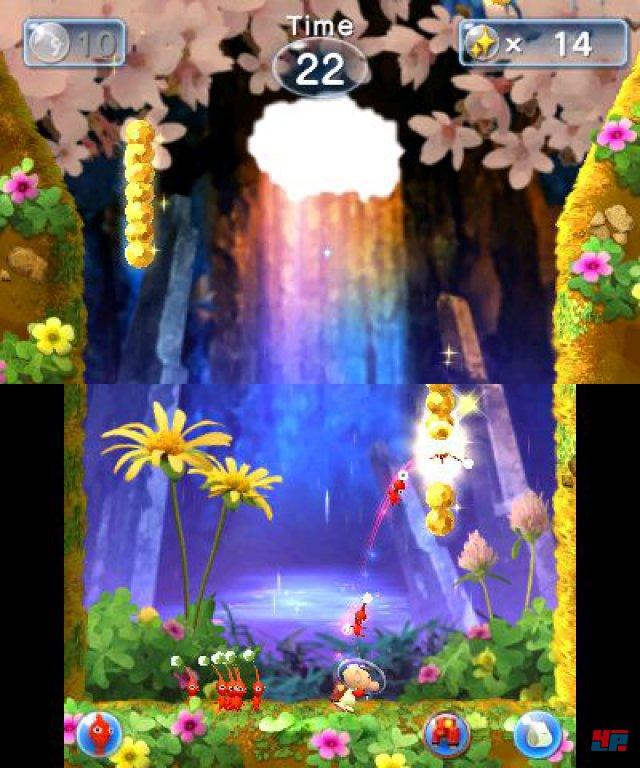 Screenshot - Hey! Pikmin (3DS) 92550117