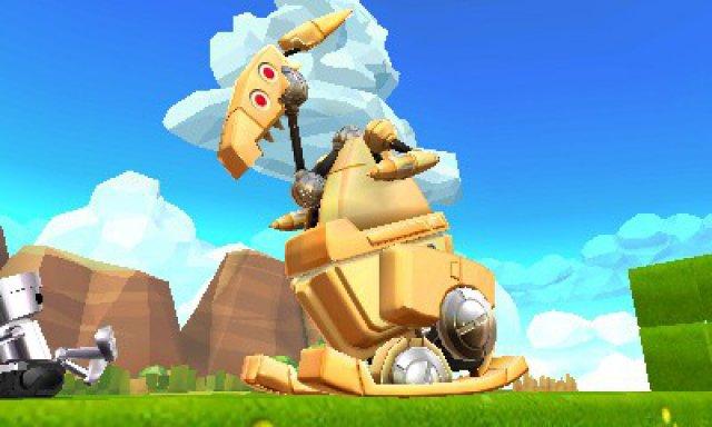 Screenshot - Chibi-Robo!: Zip Lash (3DS) 92507511