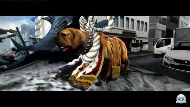 Screenshot - Tokyo Jungle (PlayStation3)