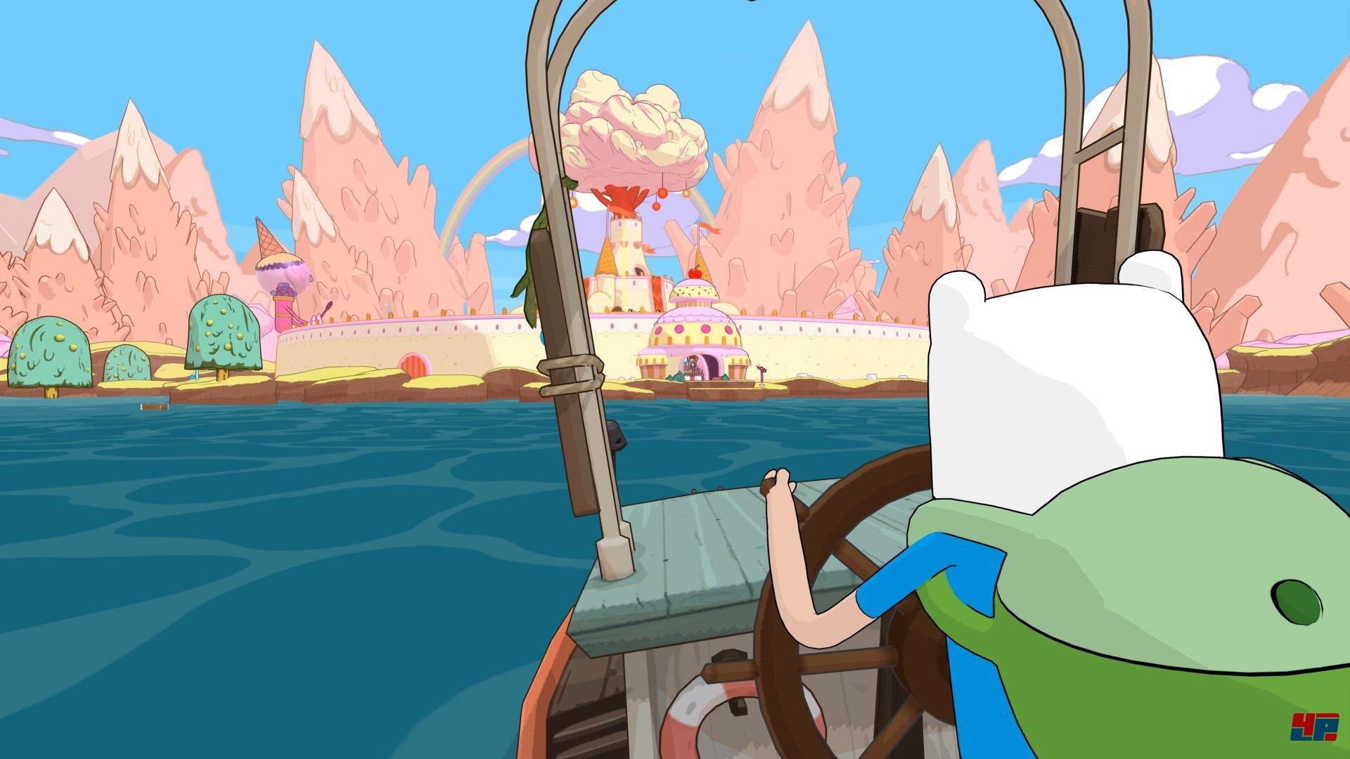 Bildergebnis für adventure time piraten der enchiridion screenshots