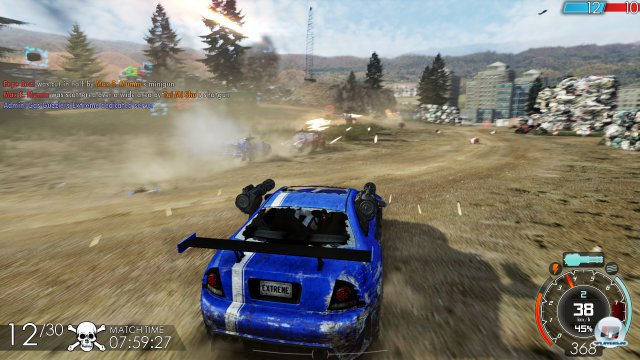 Screenshot - Gas Guzzlers (PC)