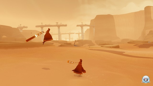 Screenshot - Journey (PlayStation3) 2227529