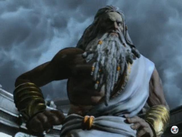 Zeus wurde von seiner Mutter in einer Höhle versteckt, überlebte und konnte später seine Geschwister befreien, zusammen mit Hades und Poseidon den Vater stürzen und somit den Thron der Götter besteigen. 2072138