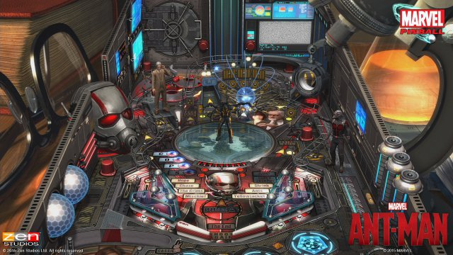Screenshot - Zen Pinball 2 (PlayStation3)