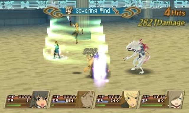 Screenshot - Tales of the Abyss (3DS) 2292477