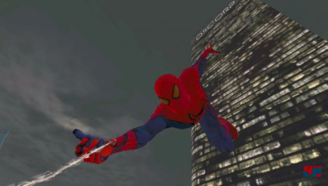 Screenshot - The Amazing Spider-Man (PS_Vita)