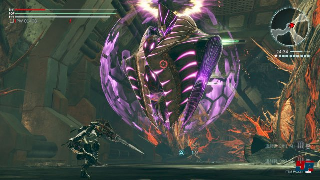 Screenshot - God Eater 3 (PC)