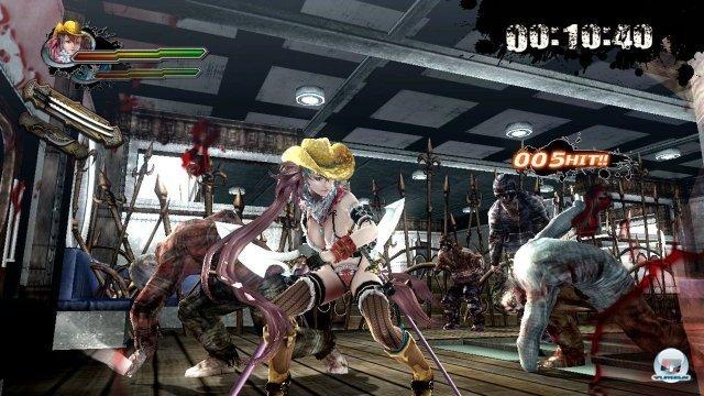 Screenshot - Onechanbara Z: Kagura (360) 2295182