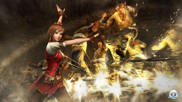 Screenshot - Dynasty Warriors 8 (PlayStation3) 92434102