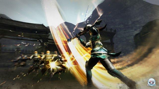 Screenshot - Dynasty Warriors 8 (PlayStation3) 92433752