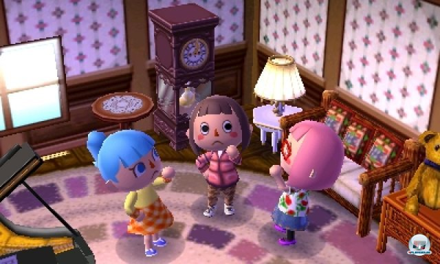 Screenshot - Animal Crossing 3DS (3DS) 2266022